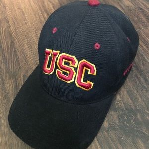 USC Embroidered Logo Hat